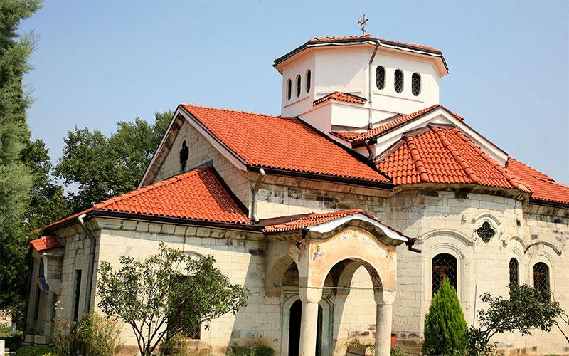 Arapovo Monastery near Plovdiv