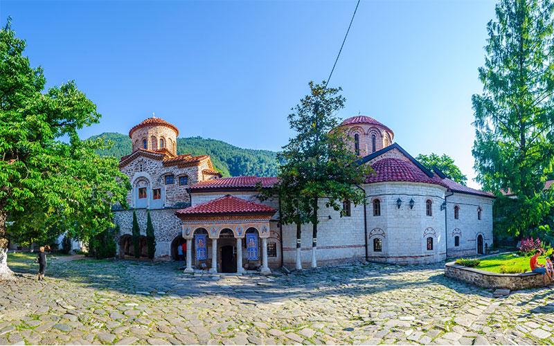 Bachkovo Monastery near Plovdiv