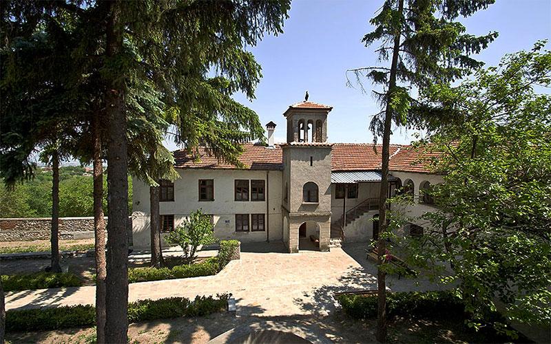 Belashtitsa Monastery near Plovdiv