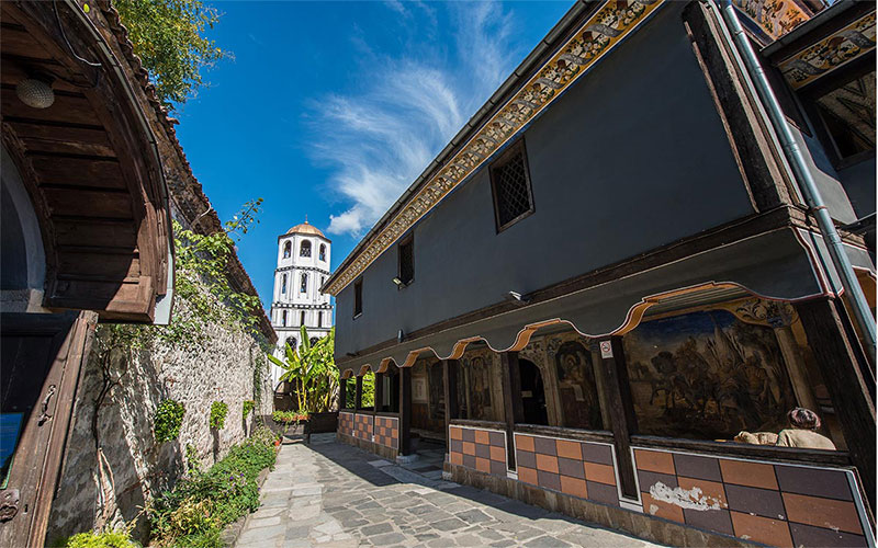 Church of St Constantine and Helena Plovdiv