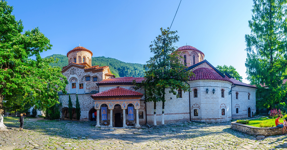 Epic Monasteries Near Plovdiv