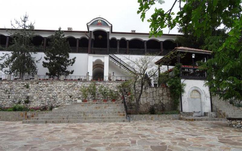 Kuklen Monastery near Plovdiv
