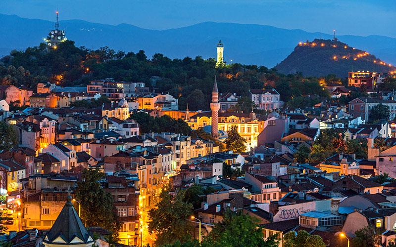 Nebet Tepe in Plovdiv