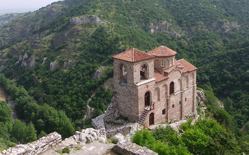 Assen's Fortress, Bulgaria
