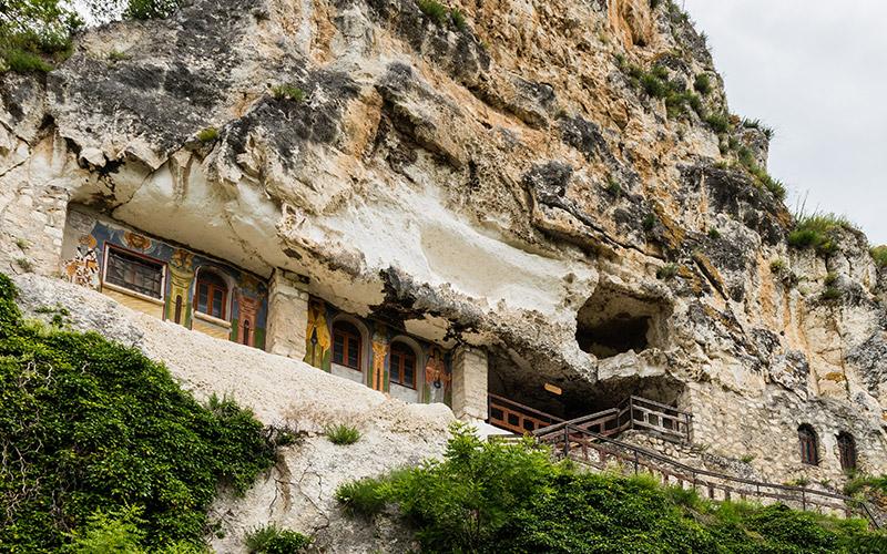 Ivanovo monastery, Bulgaria