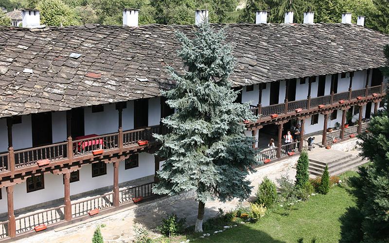 Troyan monastery, Bulgaria
