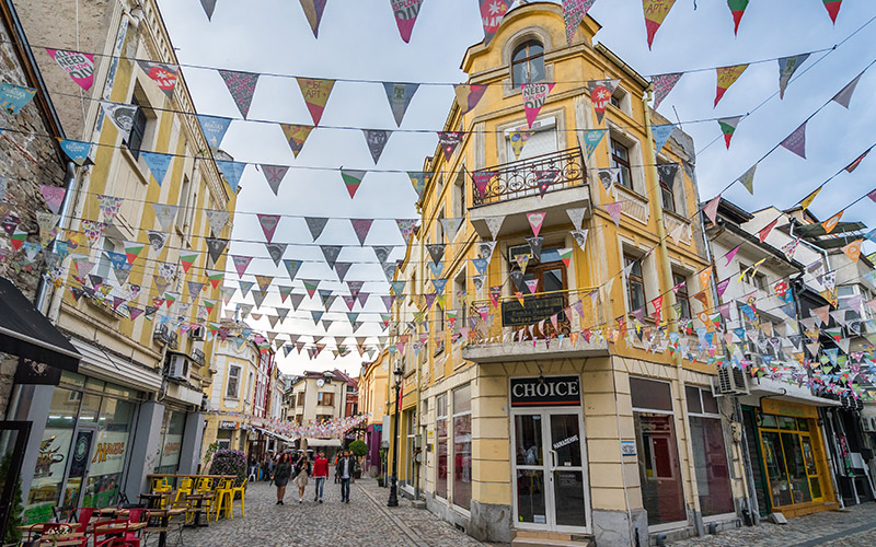 Kapana, Plovdiv