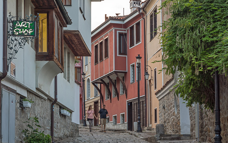Old Town Plovdiv
