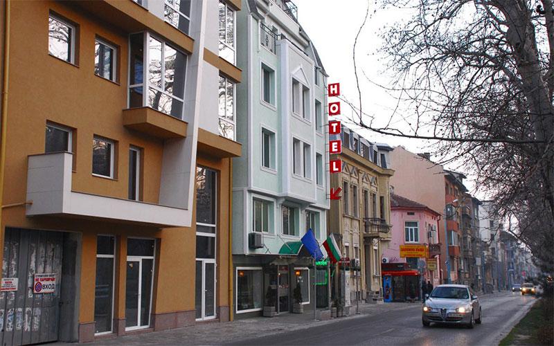 Hotel Noviz Plovdiv