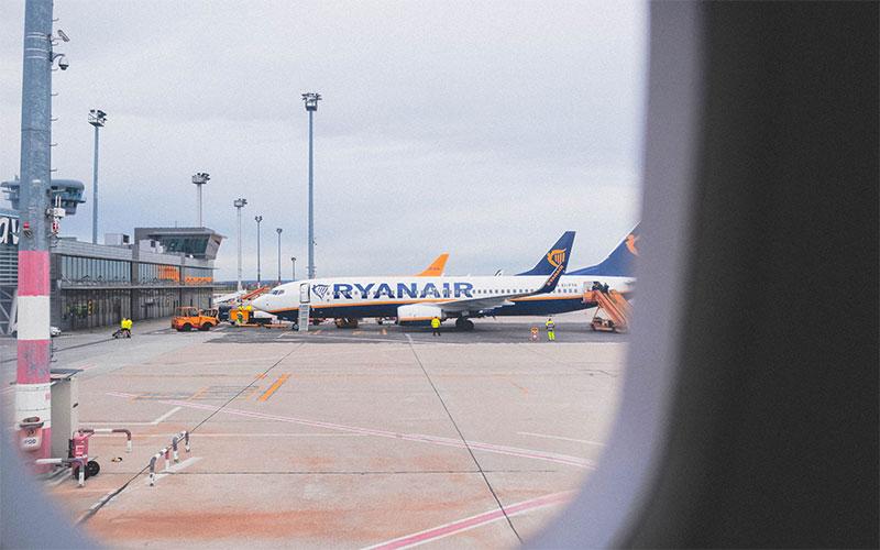 Ryanair Plovdiv Airport