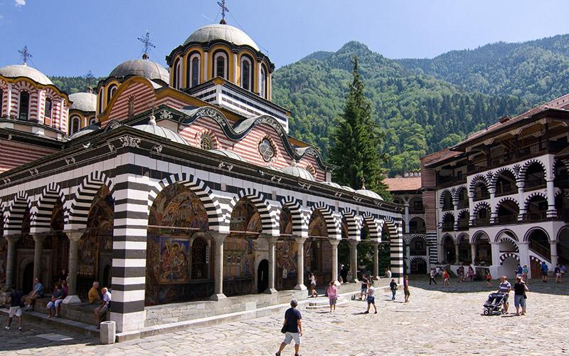 Рилски манастир, България