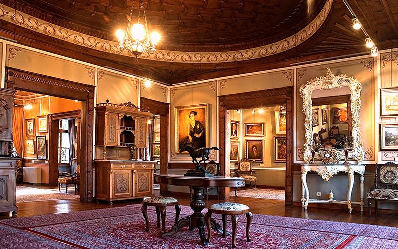 Art gallery - museum Philippopolis, Plovdiv