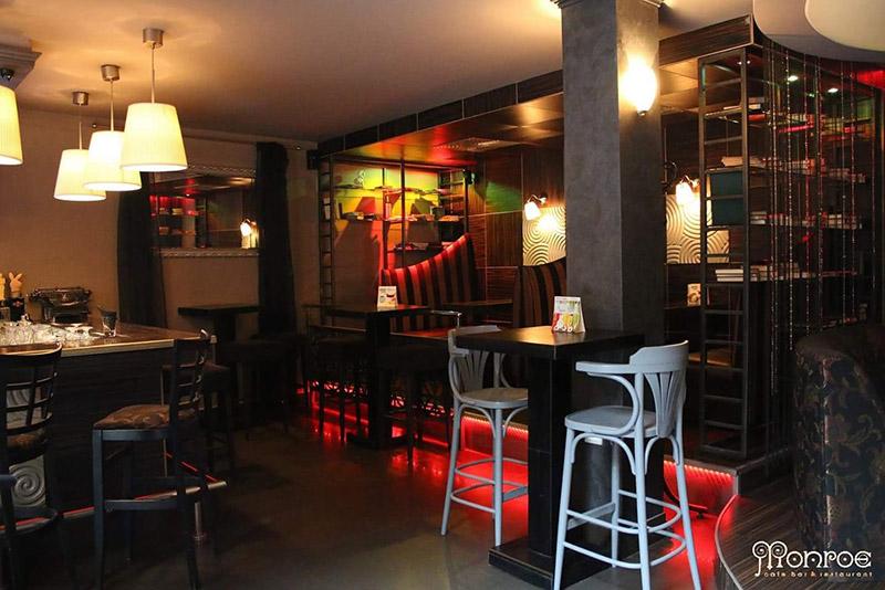 Monroe Bar, Plovdiv