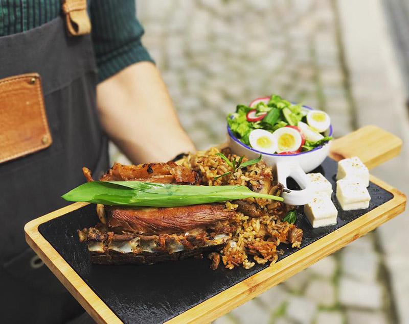 Pavaj Restaurant, Plovdiv