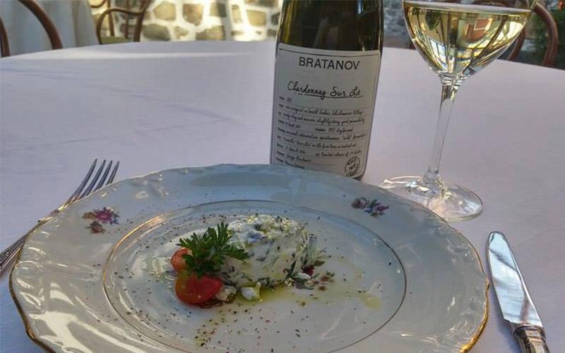 Ресторант Хеброс, Пловдив