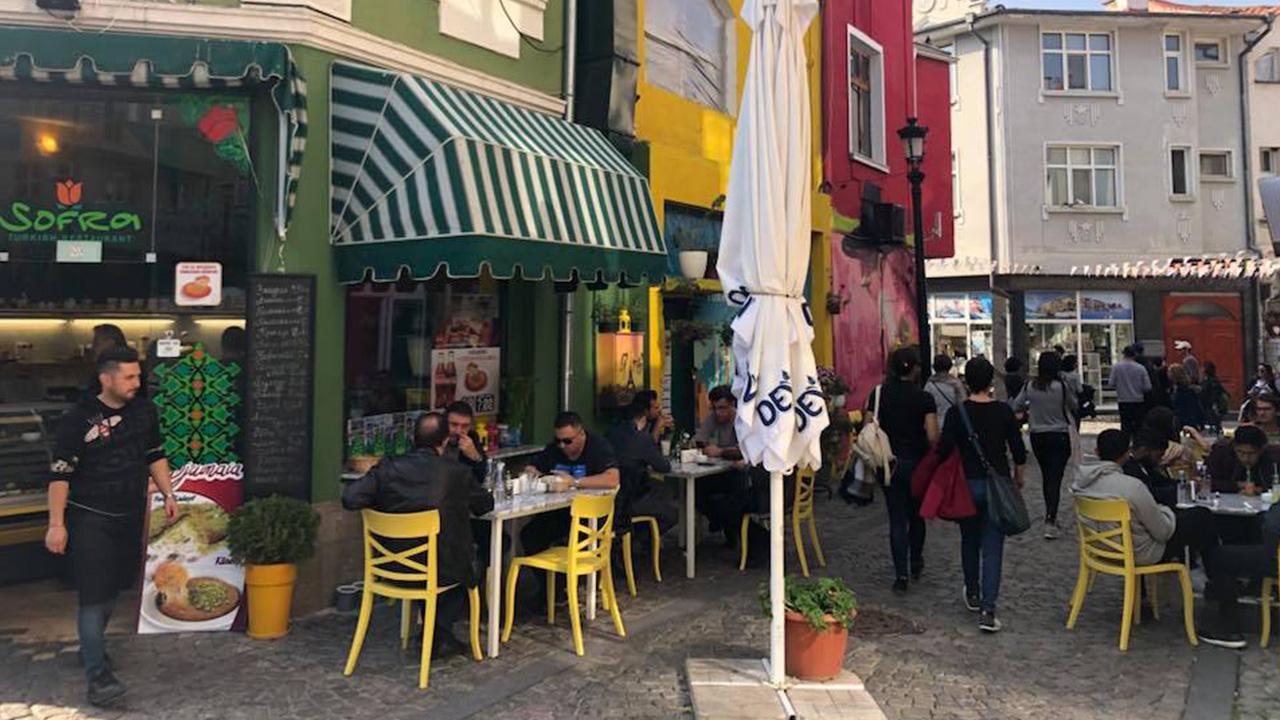 Turkish Restaurant Sofra in Plovdiv