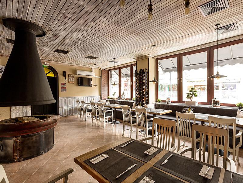 Smokini Restaurant, Plovdiv
