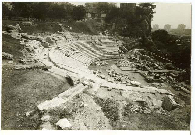 Ancient Theatre excavation