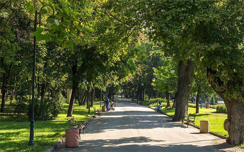 Garden of Tsar Simeon