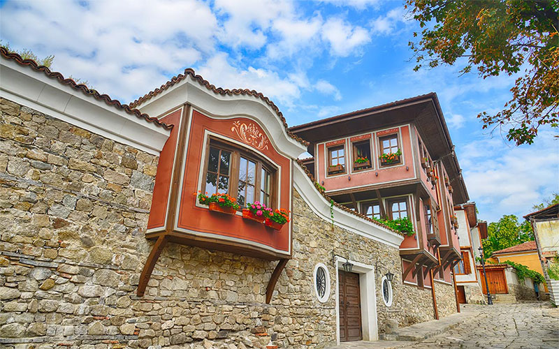 The Old Town Plovdiv