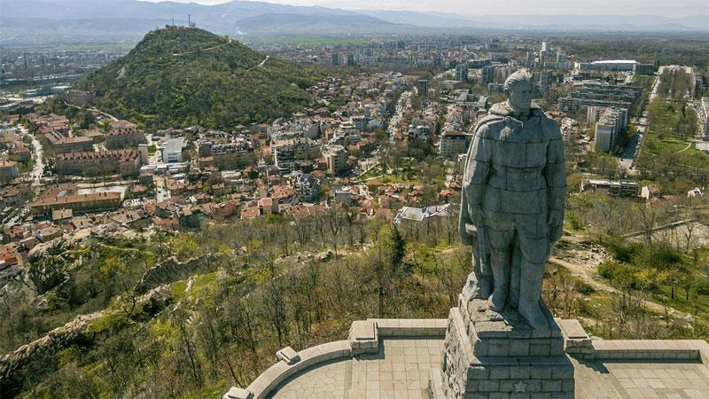 Alyosha Monument Plovdiv