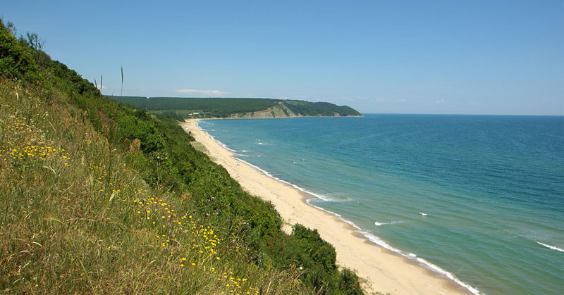 Beaches Near Varna