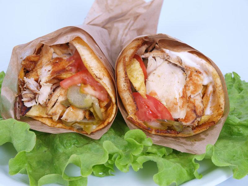 Doner Kebab Alex Foods Plovdiv
