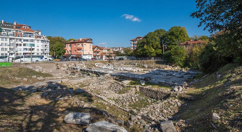 Eastern Gate of Philippopolis Plovdiv