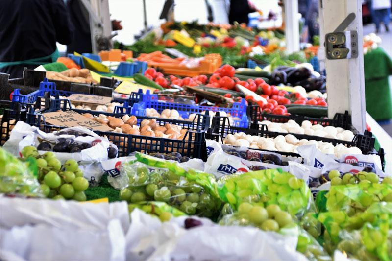 Farmers Market Plovdiv