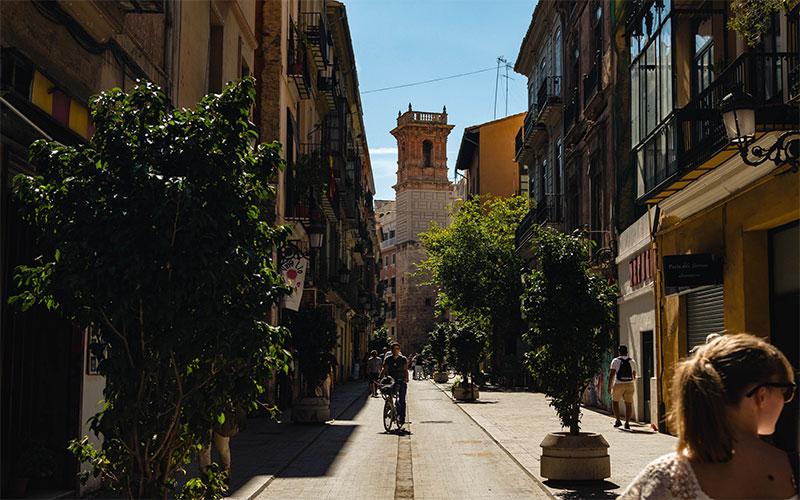 Valencia in Spain
