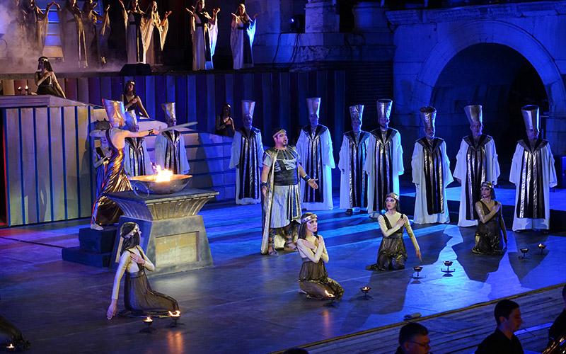 Opera Open 2019 in Plovdiv - Aida