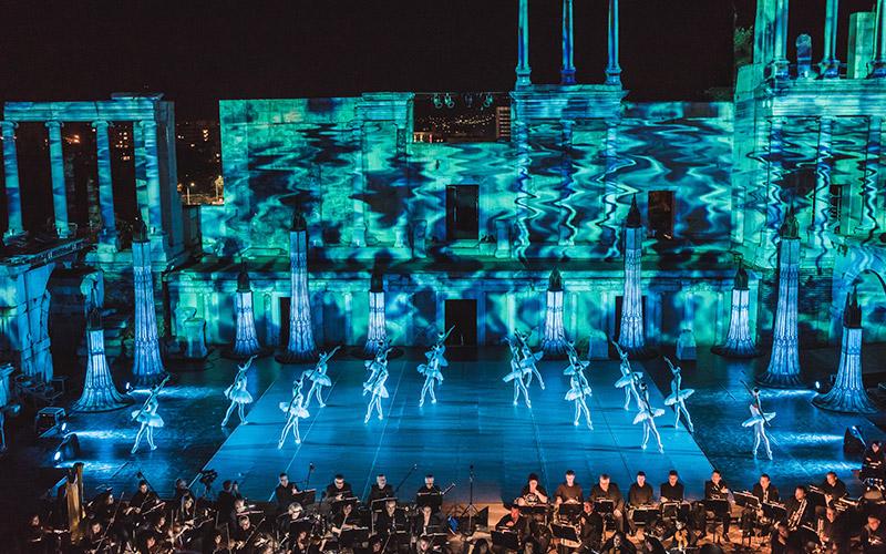 Opera Open 2019 in Plovdiv - Swan Lake