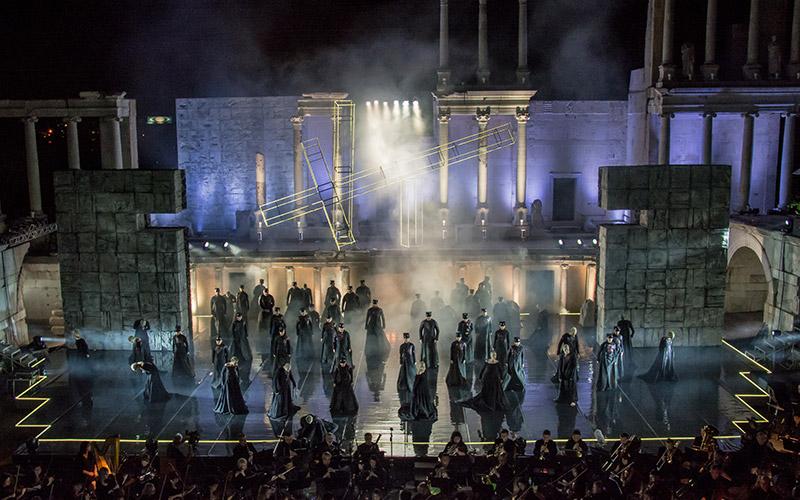 Opera Open 2019 in Plovdiv - Forza De Destino