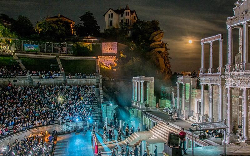 Opera Open 2019 in Plovdiv - opening