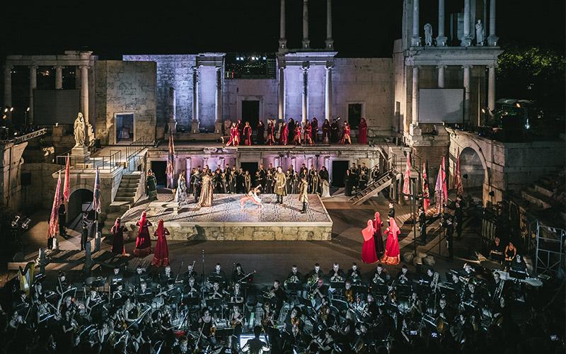 Opera Open 2019 in Plovdiv - Otello