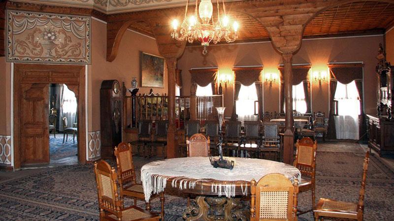 Balabanov House Interior