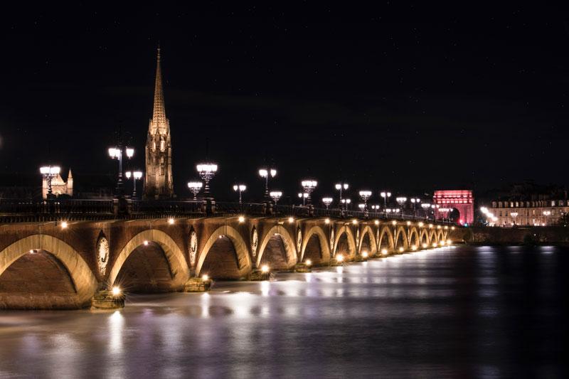 Bordeaux in France