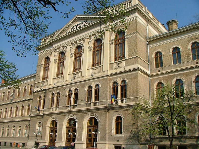 Cluj Napoca University of Babes Bolyai