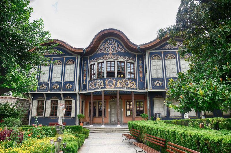 Ethnographic museum Plovdiv