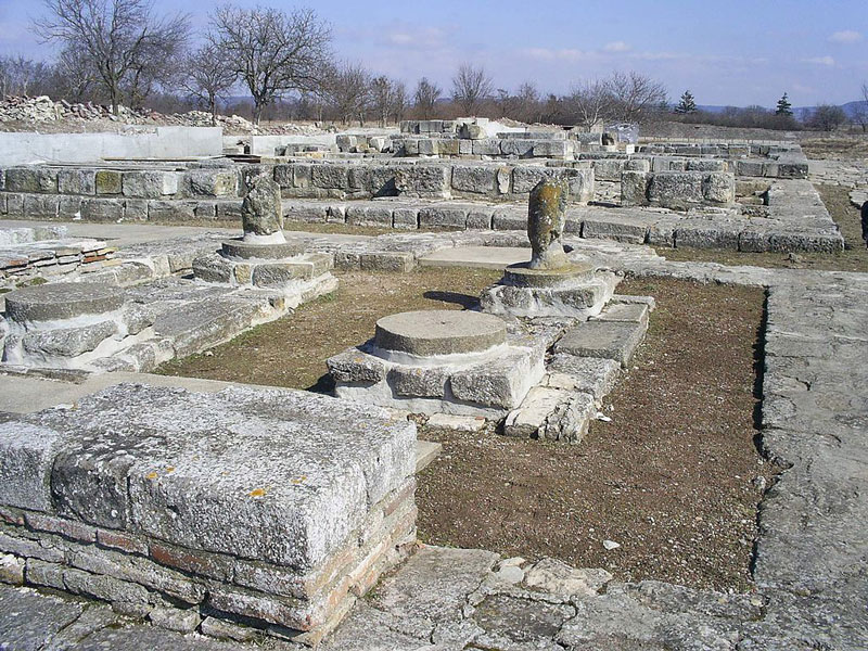 Pliska First Capital of Bulgaria