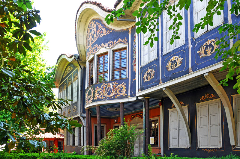 The Ethnographic Museum Plovdiv