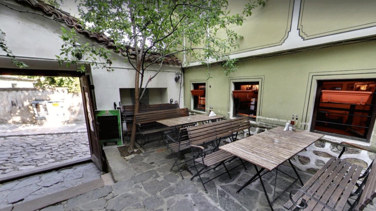 Restaurant Citizent Club in Plovdiv