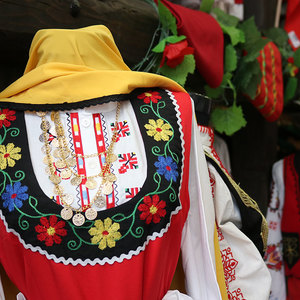 Shop for Carnival Costume the Folklore Magic in Plovdiv