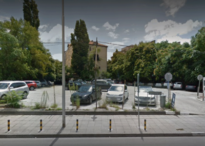 Паркинг Марица в Пловдив