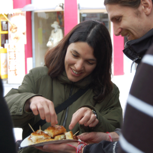 Посети The Food Walk в Пловди