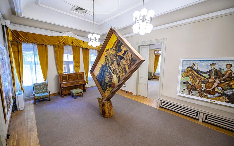 Zlatyu Boyadzhiev Gallery, Plovdiv