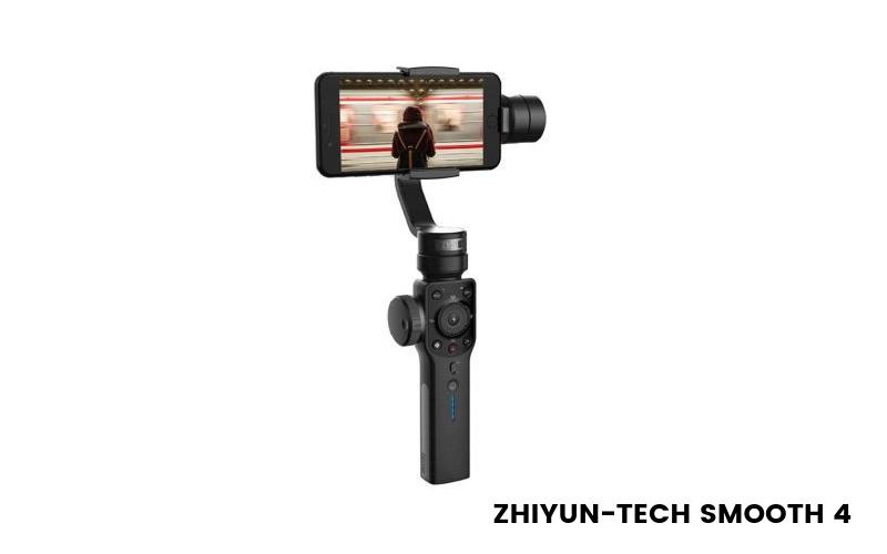 Zhiyun-Tech Smooth 4