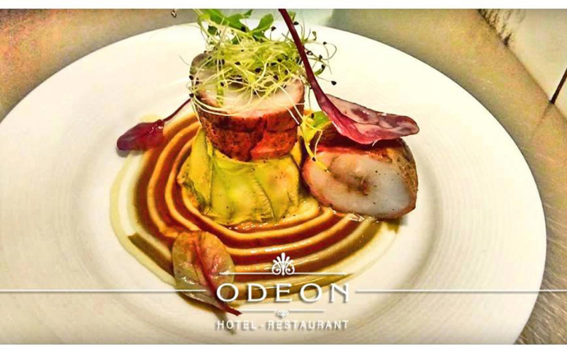 Odeon Restaurant in Plovdiv, Bulgaria