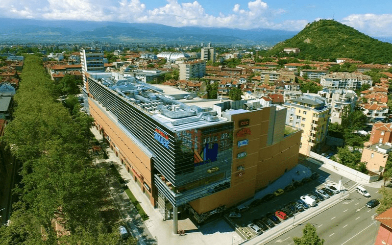 Mall Markovo Tepe, Plovdiv