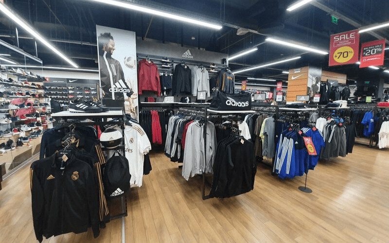 Sport Depot, Mall Markovo Tepe